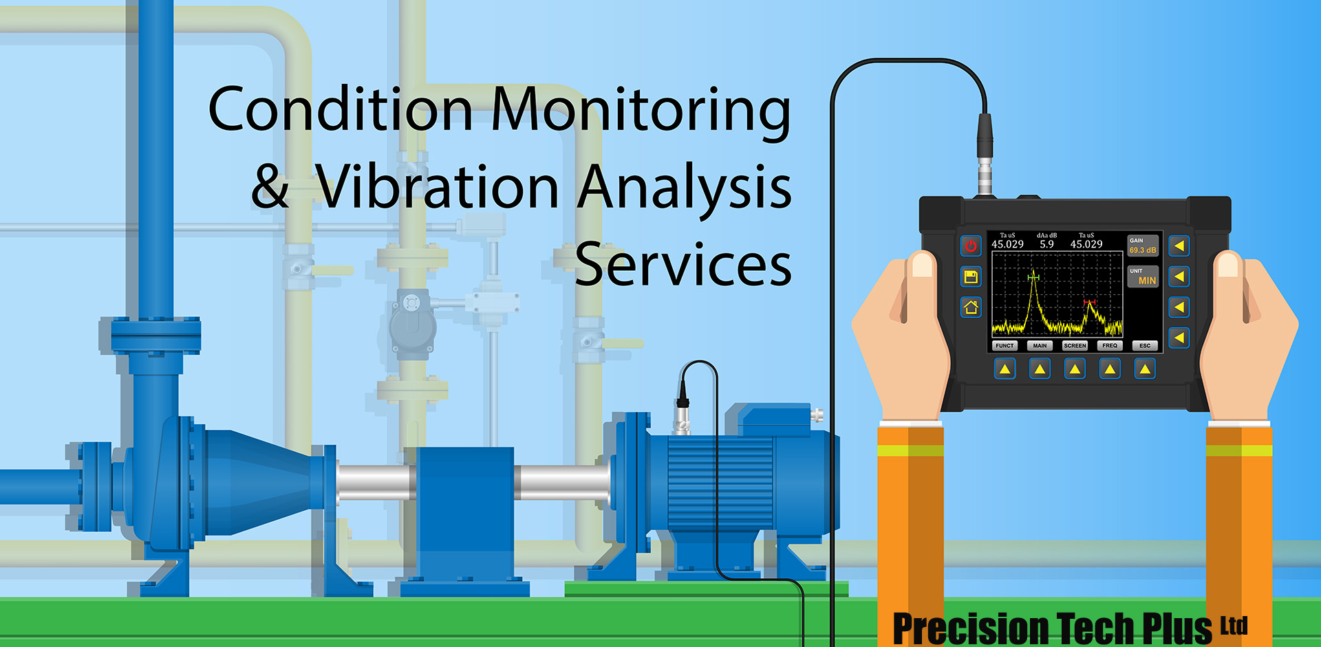 Condition Monitoring & Vibration Analysis