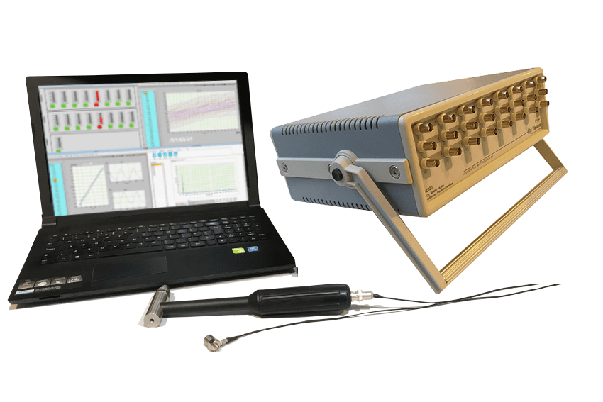 sound and vibration analyser